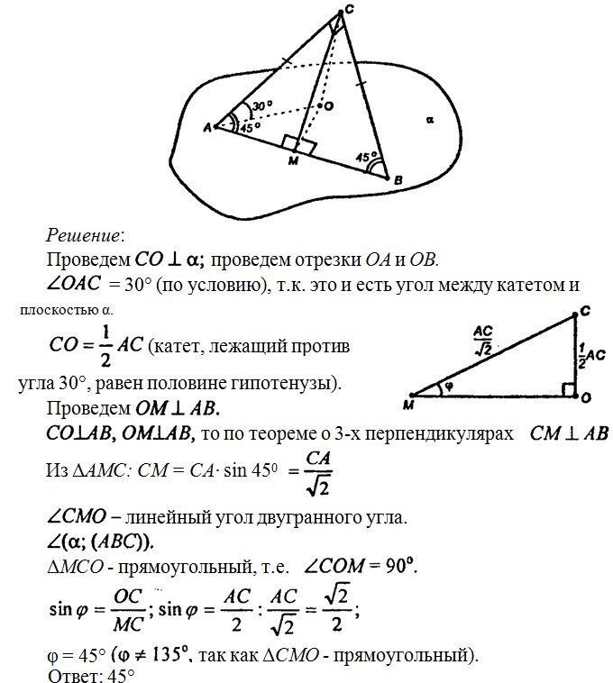 Гдз по геометрии 10-11 класс зив б г