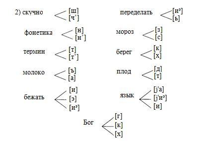орфоэпия русский язык 10 класс