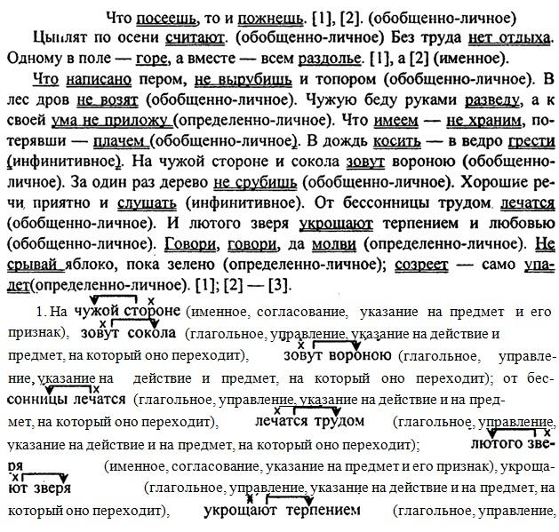 Гдз по русскому языку за 10-11 класс а.и.власенков 2018 гда