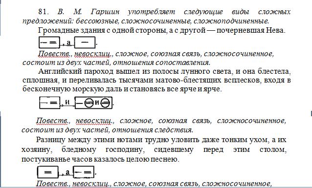 спишите предложения выполните полный синтаксический разбор