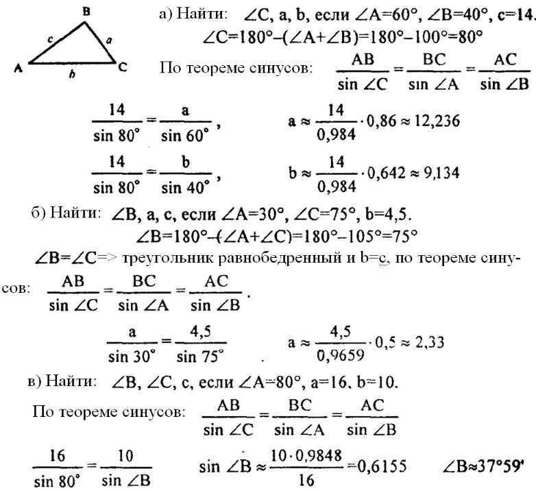 гдз по геометрии 7-9 класс атанасян гитем