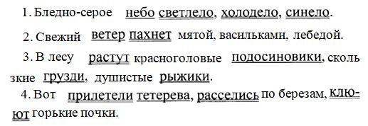 гдз тематический контроль знаний учащихся русский язык 4 класс