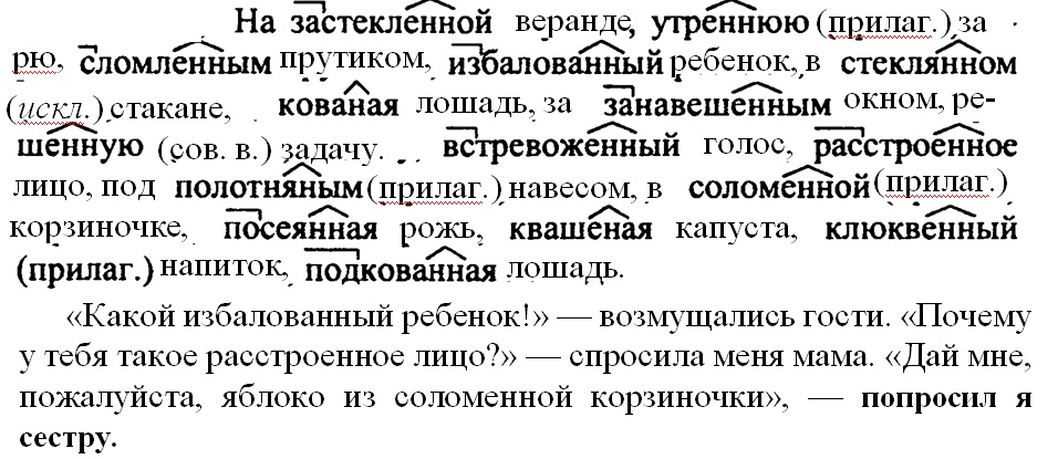 ладыженская 7 гдз русский учебник