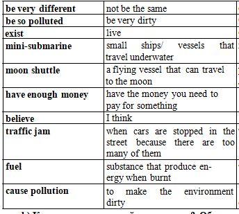 английский язык 7 класс модуль 3